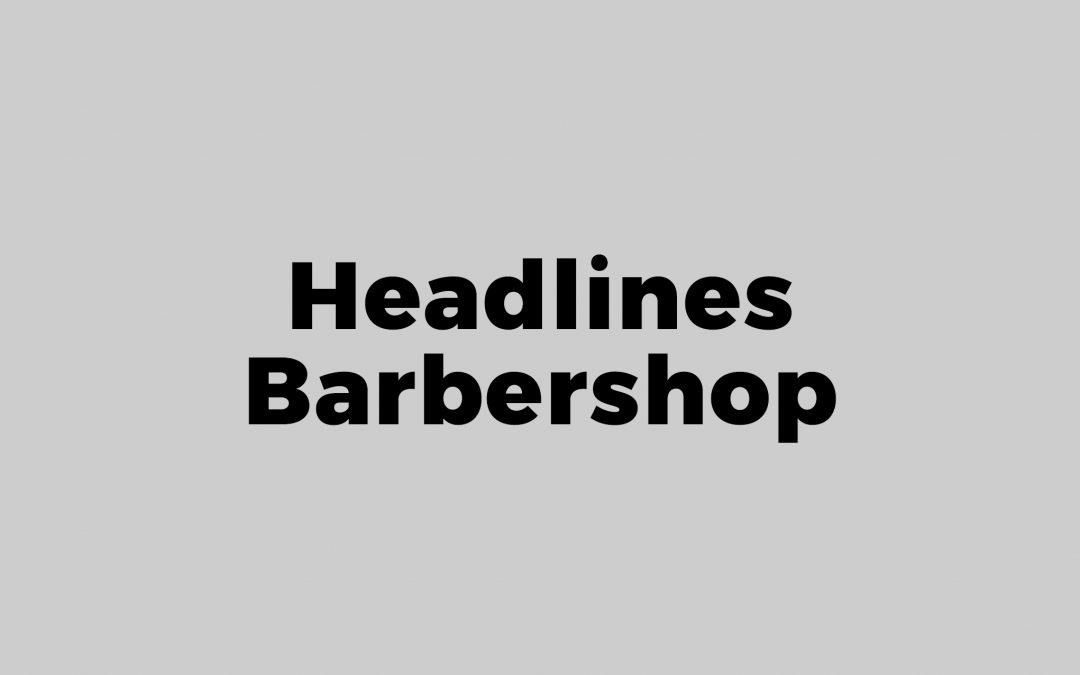 Headlines Barbershop