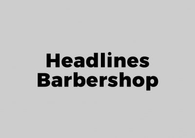 Headlines Barbershop
