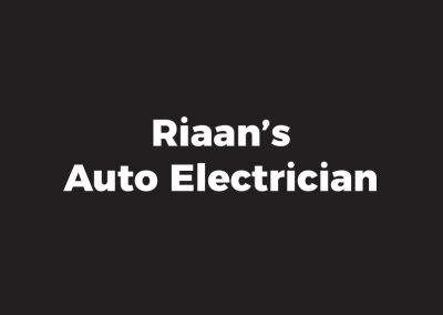 Riaan's Auto Electrician